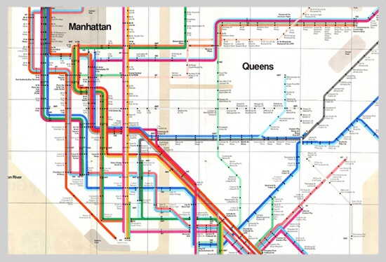 Massimo Vignelli 1972 Nyc Subway Map.Massimo Vignelli Designer Famous For 1972 Nyc Subway Map Dead At
