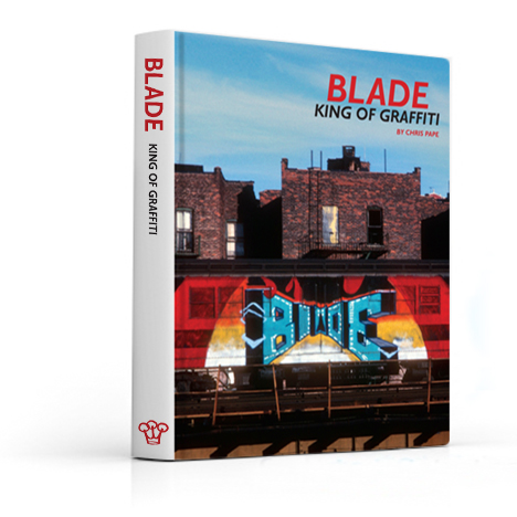 BLADE MOCK COVER